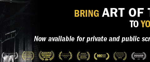 Art of the Prank is now available for private and public screenings!