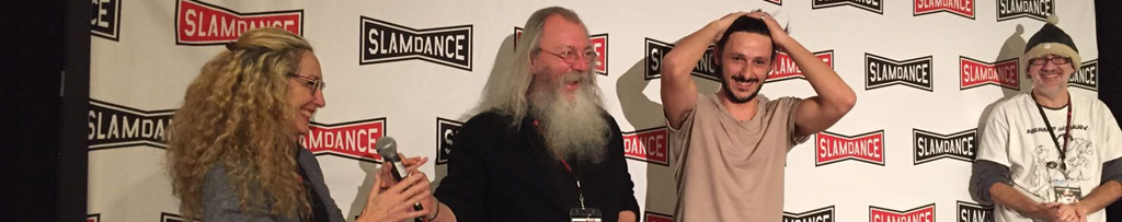 Slamdance - Art of the Prank wins award