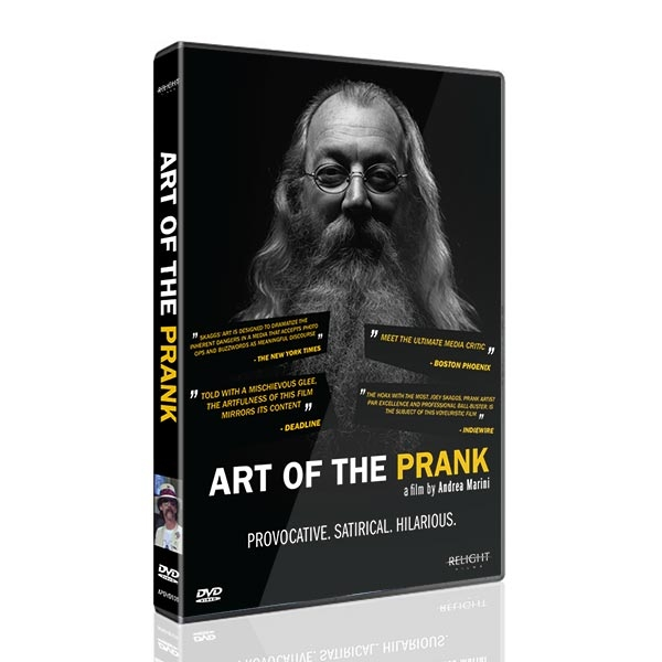 Art of the Prank DVD