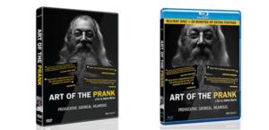 ART OF THE PRANK Blu-ray & DVD